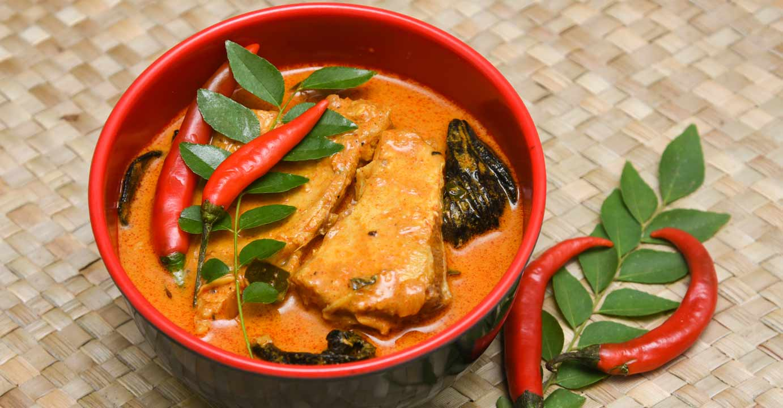 Easy fish masala curry