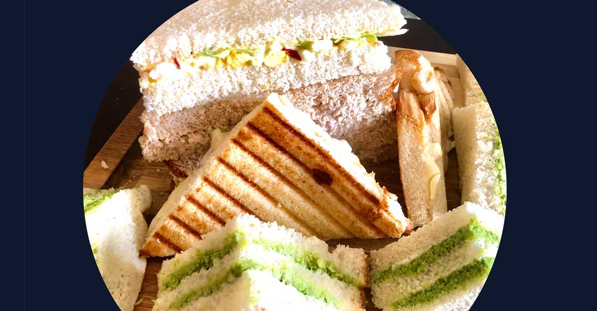 Easy and simple sandwich ideas