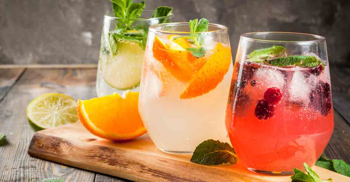 Healthy mocktails for this winter