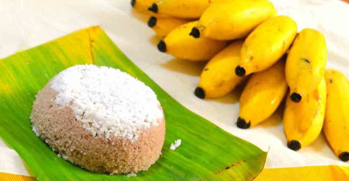 Aval puttu: Delicious and rich in nutrients