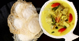 Mouthwatering Kerala fish molee to serve with crispy palappam