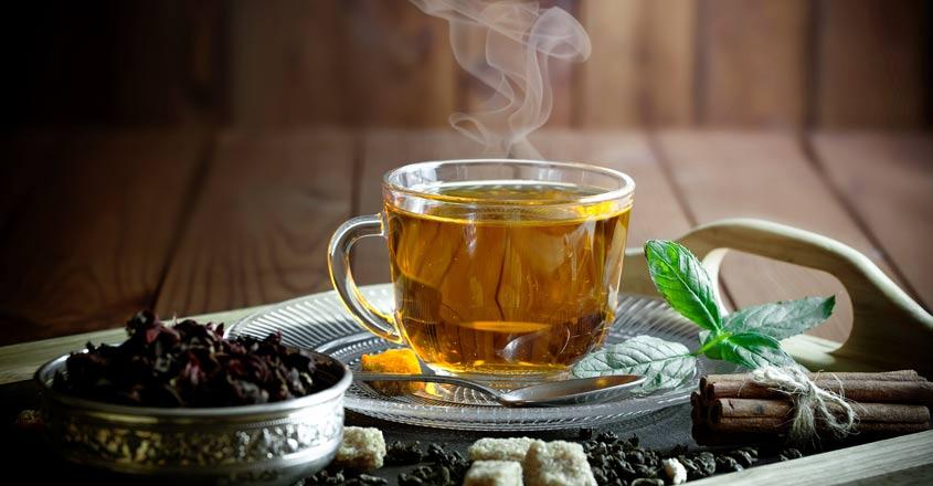lemon-mint-tea