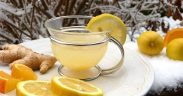 Lose belly fat with this special lemon juice