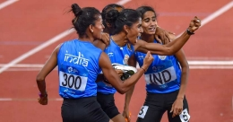 India at Asiad: Jinson, women's relay team burn track; hockey flops