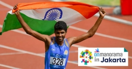 Asian Games: Jinson, women's relay team clinch gold