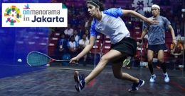 Asian Games: Indian eves stun Malaysia in squash, enter final