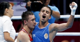 Asian Games: Boxer Amit Panghal stuns Olympic champ to win gold