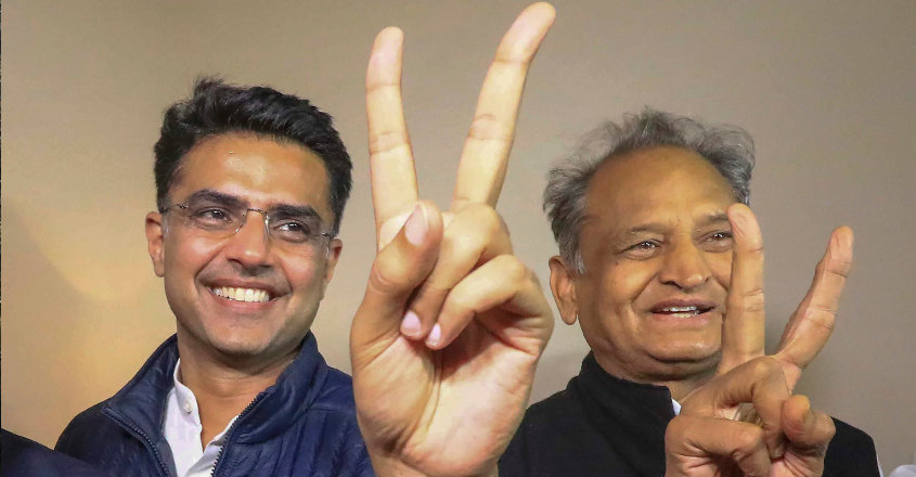 Sachin Pilot or Ashok Gehlot to be Rajasthan CM? Cong to decide today