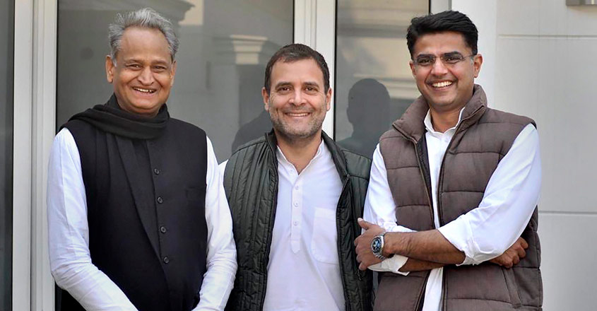 Rahul to hold fresh talks with Gehlot, Pilot as deadlock continues