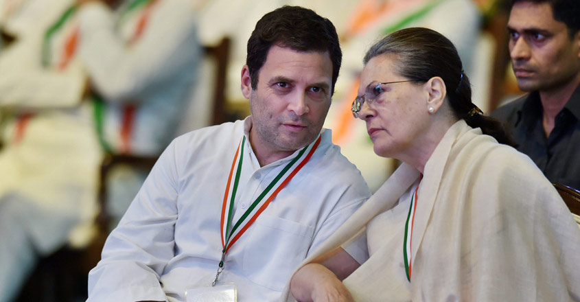 Rahul's Sputnik moment to unshackle Cong from time warp