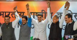 Ashok Gehlot to be Rajasthan Chief Minister, Sachin Pilot Deputy CM