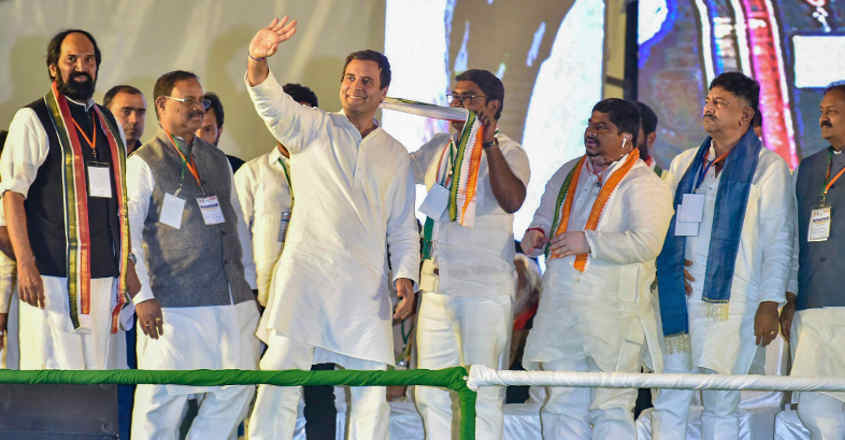 Reason for for rout in Telangana: it's money honey, says Cong