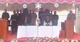 Zoramthanga sworn in as new Mizoram CM