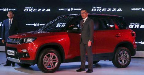 Maruti Suzuki reigns supreme in 'Utility Vehicle' sales