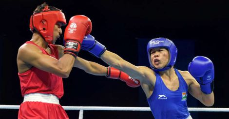 Mary Kom advances to final of 48kg with 5-0 verdict