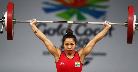 Record-breaking Mirabai Chanu claims India's CWG first gold