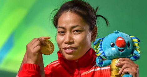 Weightlifter Sanjita Chanu wins India's second gold at CWG