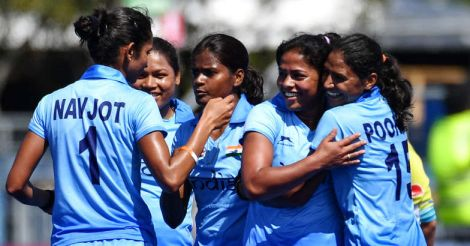 CWG | Indian women's hockey team stuns Olympic champions England