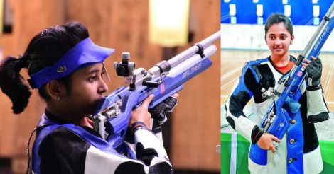 CWG   Mehuli wins silver in 10m air rifle, bronze for Chandela