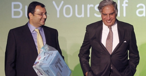 TATA SONS-MANAGEMENTCHANGES/