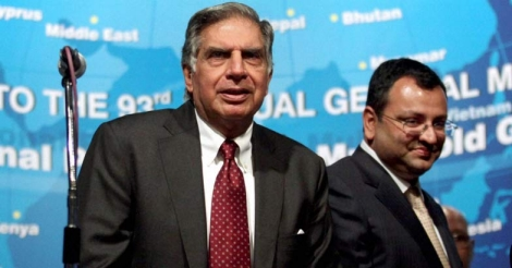 Tata Sons served with petition filed before NCLT