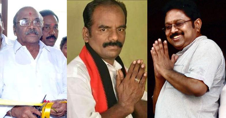RK Nagar By-poll