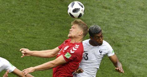 France and Denmark