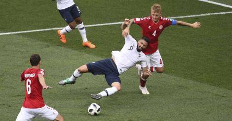 France vs Denmark
