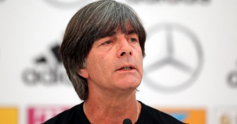 Coach Loew to consider position after Germany's 'deserved' exit