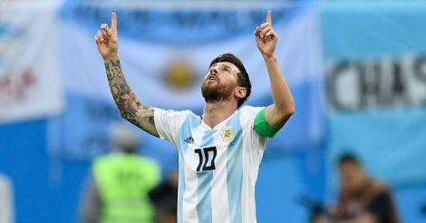 Relieved Messi grateful at surviving Nigeria ordeal