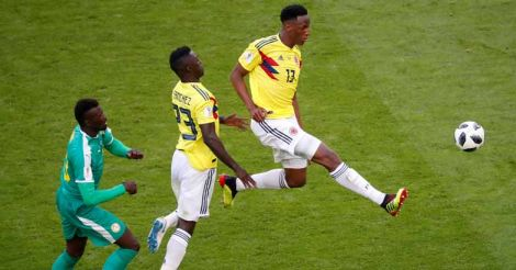 Colombia vs Senegal