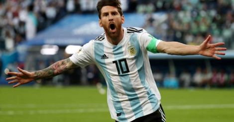 France aim to check 'outstanding' Messi