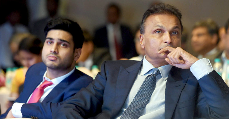 Anil Ambani, 4 other directors resign from debt-ridden Reliance Communications