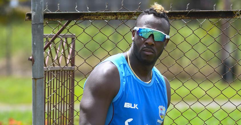 Hungry to smash sixes in World Cup: Russell