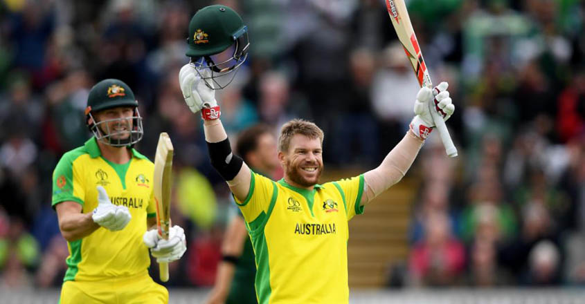 ICC World Cup: Australia vs Pakistan