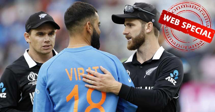 ICC World Cup: Black Caps teach Kohli's India a bitter lesson