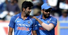 Rohit, Bumrah only Indians in ICC's World Cup XI