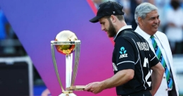 It was a shame that the ball hit Stokes' bat: Williamson