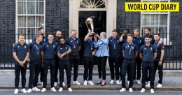 It's party time for proud England