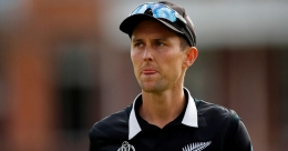 Sombre homecoming for New Zealand players