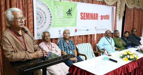 IFFK should promote quality Malayalam cinema: Adoor