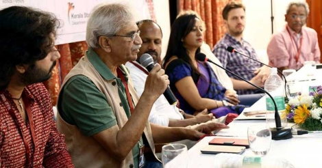IFFK: Intern'l filmmakers introduce foreign production schemes