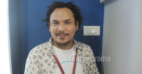 My actors hadn't seen a camera before: Min Bahadur Bham