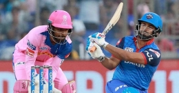 IPL: Delhi finish home campaign with win, crush RR's play-off hopes