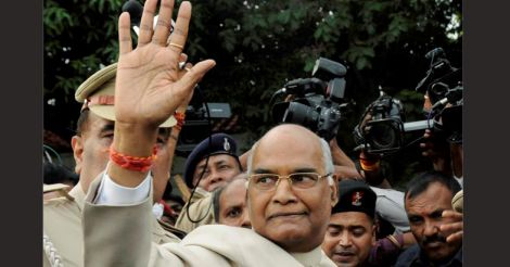 Kovind may be first president from UP after 9 PMs from the state