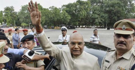 All 6 independent Rajya Sabha MPs likely to vote for Kovind