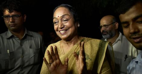 Prez must uphold values of pluralism: Meira Kumar