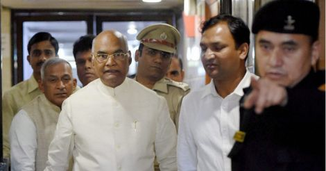 Kovind to kick-start nation-wide tour from UP on Sunday