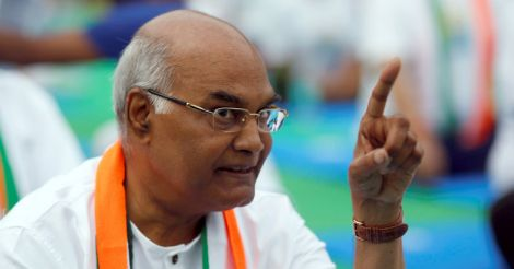 Will uphold Constitution, keep Prez post above party politics: Kovind