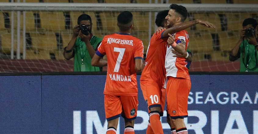 ISL: FC Goa seal play-off berth, occupy table-top position